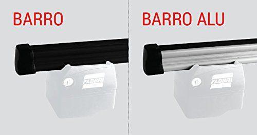 KIT-2-BARRE-PORTATUTTO-NERE-IN-ACCIAIO-CON-SISTEMA-ANTIFURTO-AUTO-B00V4UY4CU-2