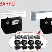 KIT-3-BARRE-PORTATUTTO-CON-ANTIFURTO-BARRO-SISTEM-FURGONI-PER-AUTO-FURGONE-VEICOLO-COMMERCILE-DAL-200820092010201120-B01I05184I-3