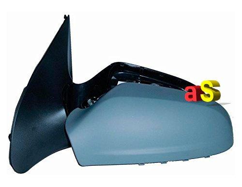 TarosTrade 57-0582-L-45870 Vetro Specchietto Retrovisore Riscaldabile Blu Lato Sinistro